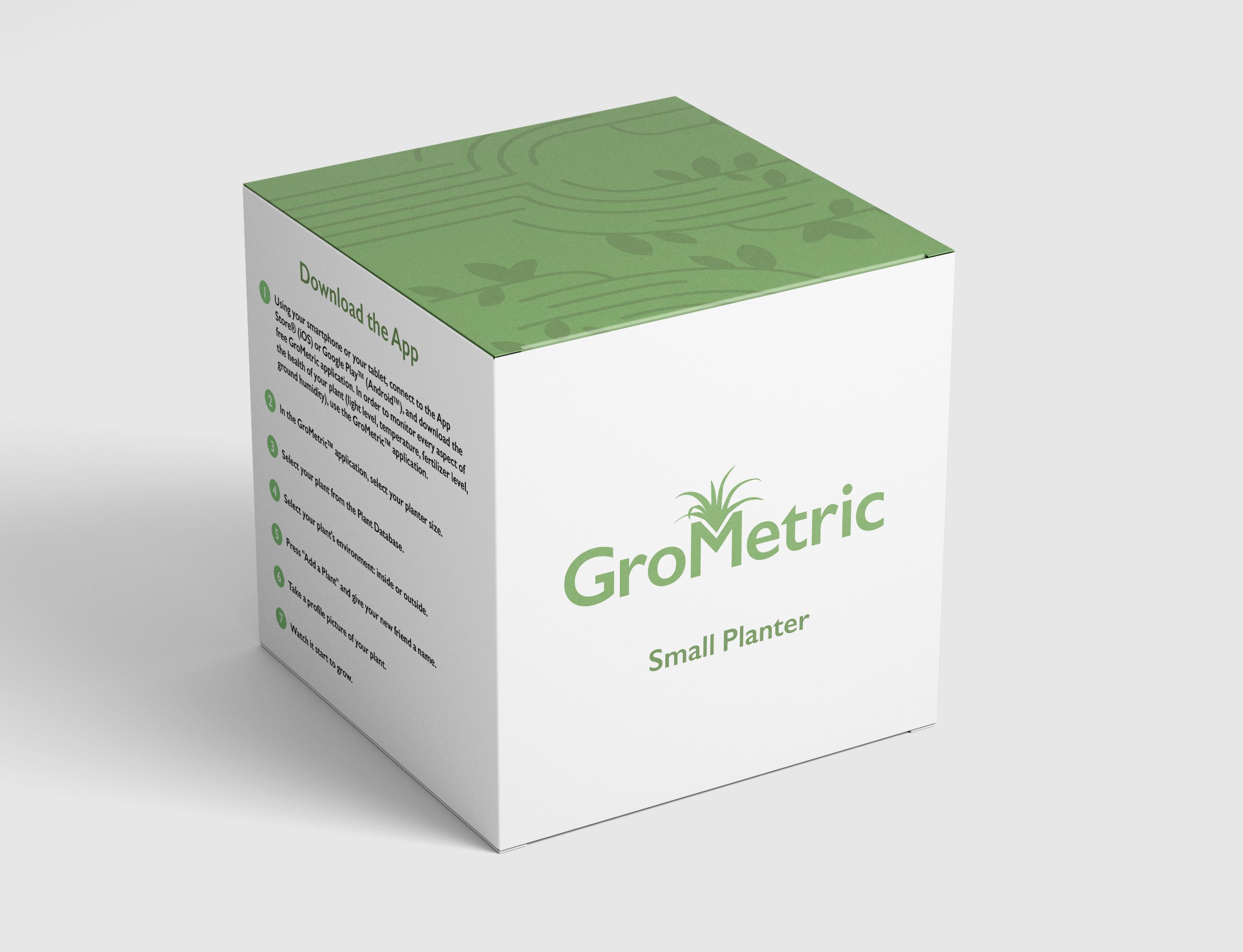 GroMetric Planter Package