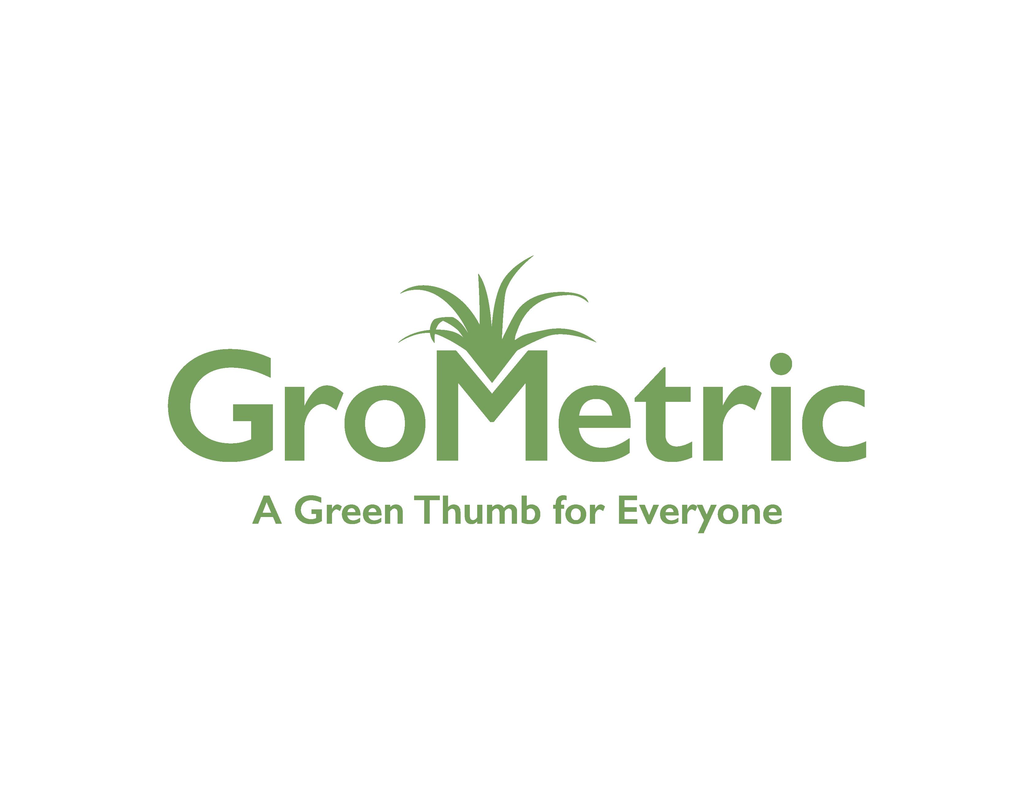 GroMetric Logo